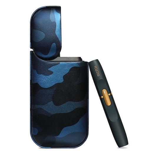 pouzdro iqos military blue